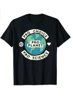 Climate Change Environmentalist Earth Advocate Pro Planet T-Shirt