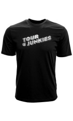 TOUR JUNKIES T SHIRT