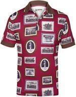 Awesome Crazy Funny Golf Mens Polo Shirt, ryder cup golf shirts