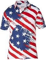 Awesome Crazy Funny Golf Mens Polo Shirt 2