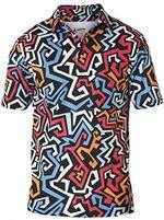 Awesome Crazy Funny Golf Mens Polo Shirt 6