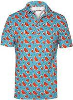 Awesome Crazy Funny Golf Mens Polo Shirt 7