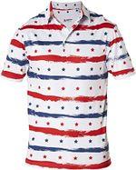 Awesome Crazy Funny Golf Mens Polo Shirt 9