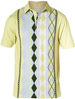 Awesome Crazy Funny Golf Mens Polo Shirt 10