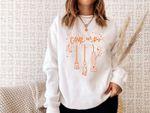 Come We Fly Sweater, Halloween Crewneck, Sanderson Sisters, Fall Sweatshirt, Hocus Pocus