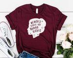 Womens Rights are Human Rights Shirt / Pro Choice Tee Shirt
