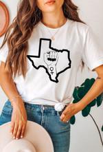 Texas Feminist Shirt, Pro Choice shirt, Custom state, Intersectional Feminism