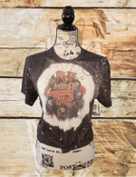 It's the Most Wonderful Time of the Year Bleached Shirt   Halloween Shirt