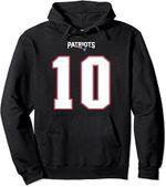 Jones-Macs-Patriots Pullover Hoodie
