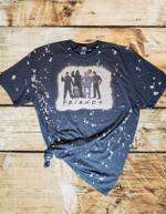 Killer Friends T Shirt/Halloween Shirt/T Shirt/Scary Shirt/Friends Shirt