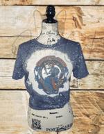 Grateful Dead Bleached T Shirt, Halloween Shirt