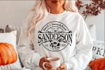 Sanderson Sisters Brewing Co Sweatshirt for Halloween
