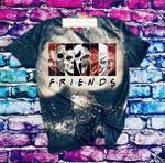Friends Horror Characters / Happy Halloween / Halloween Horror / Horror Movie Killers