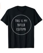 Butler Costume T-Shirt