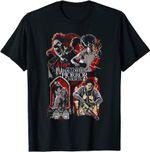 Scary universal Orlando-Halloween-Horror costume Nights 2021 T-Shirt