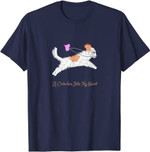 Cavachon Dog Owner Themed Gift Mum Dad Child Gifts T-Shirt