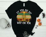 Eff You See Kay Why Oh You T Shirt, Funny Halloween Shirt, Funny Skeleton Shirt, Eff You See Kay, Why Oh You