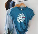 Revolution Shirt, La Casa de Papel, The House of Paper, Salvador Dali, Money Heist