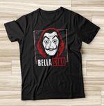 Money Heist shirt, La Casa de Papel Shirt, Dali Mask Shirt, Money Heist Mask, Tokyo Shirt, Berlin Shirt