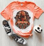 Trick r Treat Shirt, Trick r Treat Sam Shirt, Halloween Shirt, Horror Movie Bleached Shirt