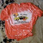 HalloweenTown Halloween Bleached shirt
