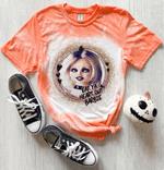 .Bride of Chucky Shirt, Horror Shirt, Bleached Shirt