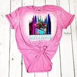 It's Just A Bunch of Hocus Pocus Sanderson Sisters Bleached Shirt
