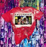 Halloween Classic Horror Movies Shirt, Halloween gift bleach shirt