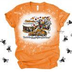 Celebrate Halloween in Haddonfield IL Michael Myers Shirt