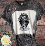 EVERYTHING HAS BEAUTY BUT NOT EVERYONE SEES IT BLEACHED HALLOWEEN GRAPHIC TEE SHIRT