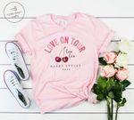 Love on Tour T-shirt, Harry Styles Concert Shirt - Love on Tour Shirt 2021