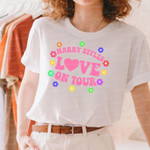 Love on Tour 2021 Harry-Styles Shirt, Groovy Love on Tour Shirt, Best Gift Shirt Ever