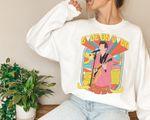 Harry Styles Groovy Retro Love On Tour Unisex Sweatshirt, Groovy Love on Tour Dates 2021, Fine Line, Harry Styles Concert 2021