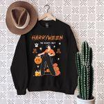 Harryween Fine Line Sweatshirt, Harry Styles Halloween Sweatshirt, Trick or Treat, Halloween Fine Line Love on Tour, Music Gift