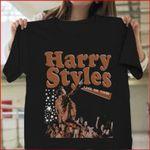 Live On Tour Harry Styles Unisex T-shirt Sweatshirt Hoodie , Harry Styles Retro Shirt, Harry Styles Bootleg Tee