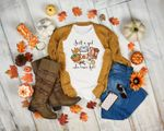 Just A Girl Who Loves Fall Shirt,Thankgiving Shirt,Autumn Shirt,Thanksgiving Day T-Shirt,Pumpkin Day Shirt