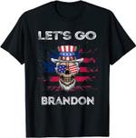 Let's Go Brandon Impeach President Funny Costume T-Shirt