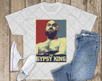 Tyson Fury The Gypsy King T-shirt, Tyson Fury Posters shirt