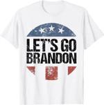 Let's Go Brandon Funny T-Shirt