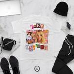 Free Britney Spears Unisex Adult Tee T-shirt Short Sleeve Shirt Jersey