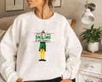 I Just Like To Smiling is My Favorite Sweatshirt, Funny Elf Sweater, Gift For Movie Lovers, Buddy The Elf