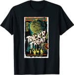 Trick 'R Treat – Tales of The Macabre Retro Poster T-Shirt