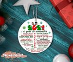 2021 A Year To Remember Ornament, Merry Christmas