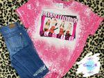 Merry Fetchmas Plastics Mean Girls Christmas Bleached Shirt | Mean Girls Movie Christmas Shirt