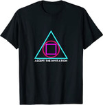 korean Game Scary Game Accepte The Invitation kdrama T-Shirt