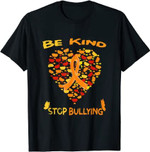 Be Kind Unity Day Stop Bullying Prevention Month October T-Shirt