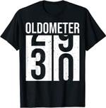 1991 1992 Birthday Men Male Him Fun 30 Funny 30th Birthday T-Shirt