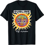 Sunflower Sublime 40oz To Freedom T-Shirt