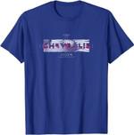 Chrysalis Blue T-Shirt