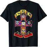 A.e.w I.n.n.e.r C.i.r.c.l.e For Fans For Men and Women T-Shirt